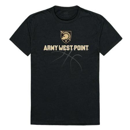 USMA United States West Point Military Academy Army Black Nights NCAA Basketball Tee (Army Basketball)