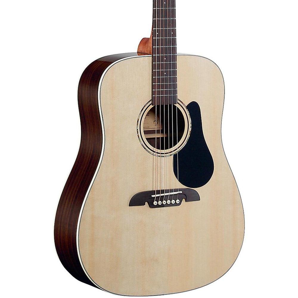 Alvarez RD27 Dreadnought Acoustic Guitar Natural by Alvarez