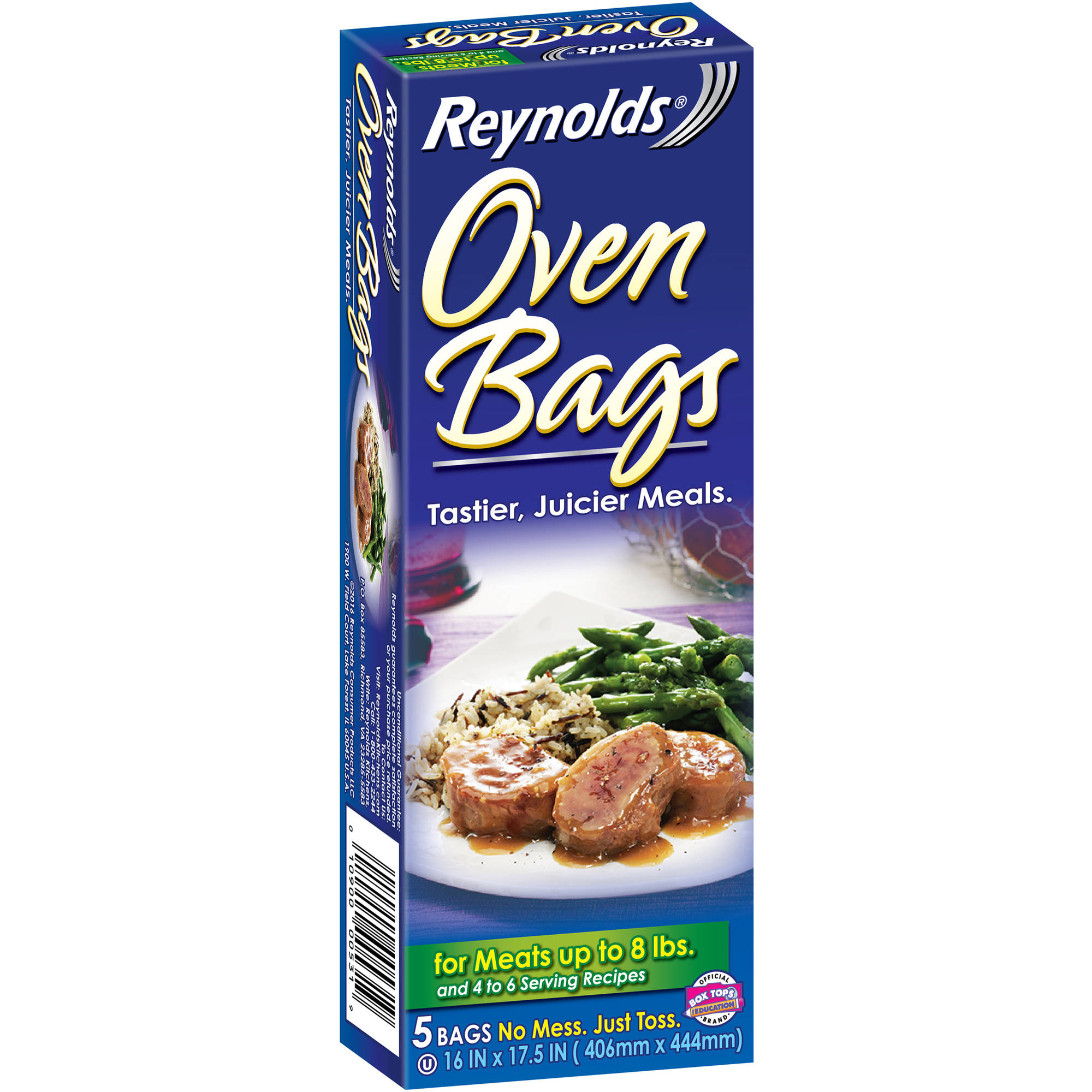 Reynolds Large Oven Bags, 5 ct