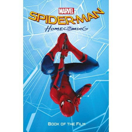 SPIDERMAN HOMECOMING BOOK OF THE FILM