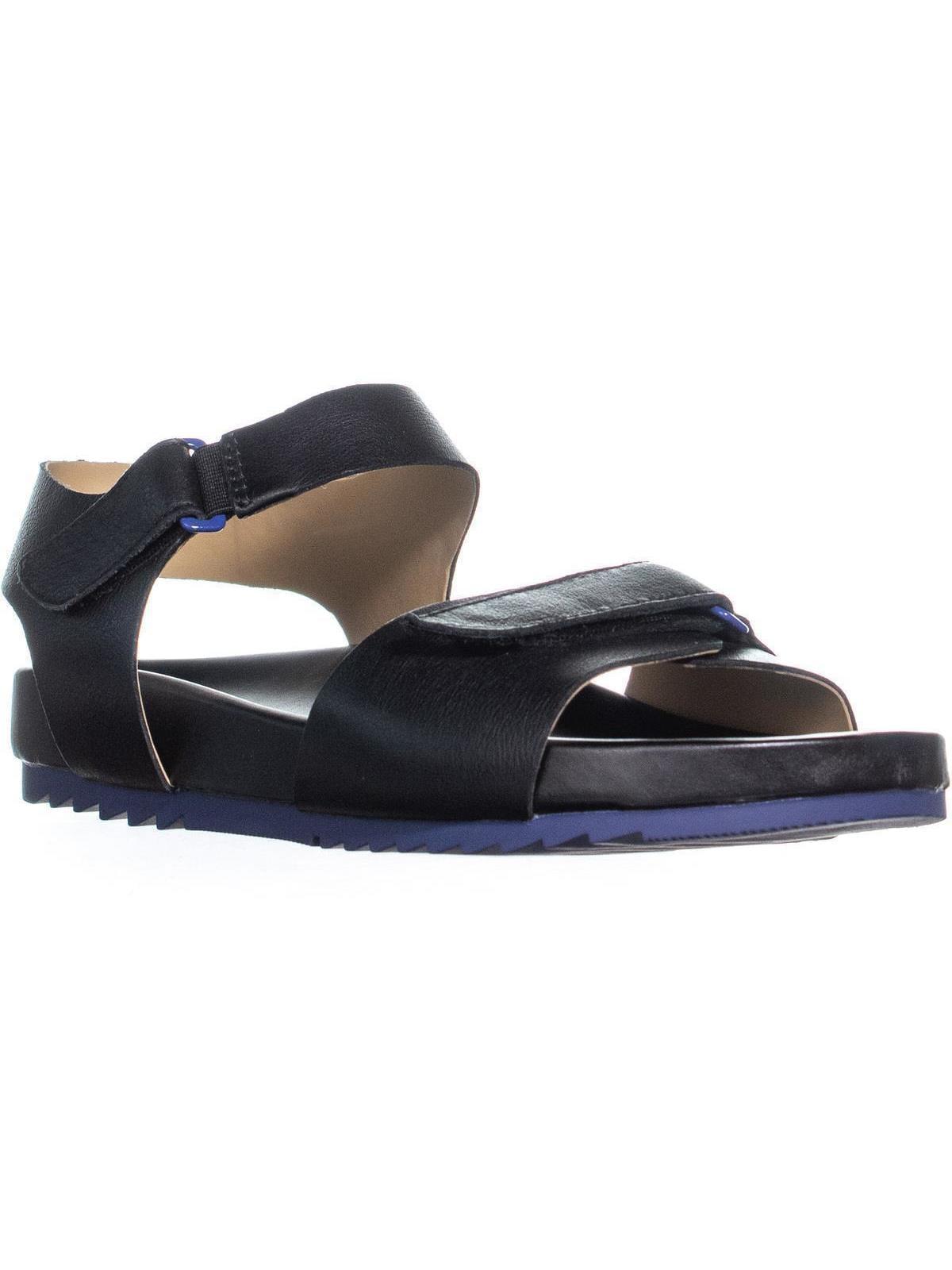 Womens Naturalizer Ari Strap Sport Sandals, Black, 9.5 W US by Naturalizer