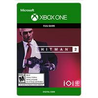 Hitman 2, Warner Bros, Xbox, [Digital Download]
