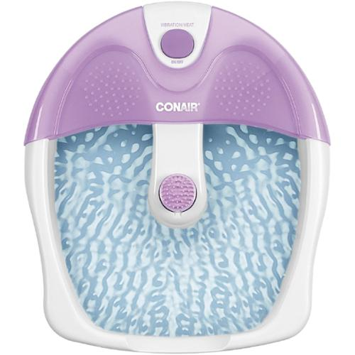 Conair Footbath with Vibration & Heat 1 ea (Pack of 2)