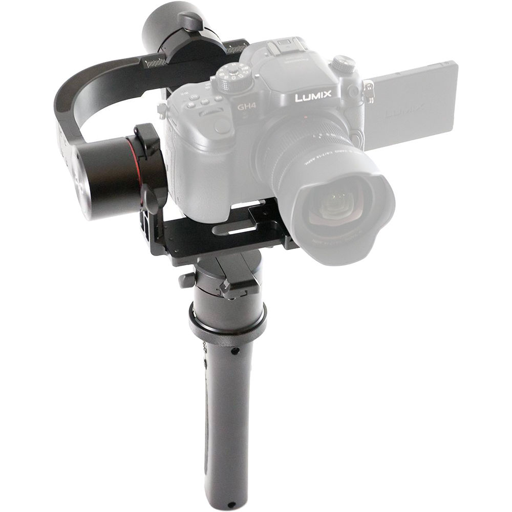 Pilotfly H2 3-Axis Handheld Gimbal for Sony A7 and other DSLR / Mirrorless Cameras