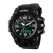 New Fashion SKMEI Led Watch Sport Quartz Wrist Men Mens Analog Digital Waterproof Military