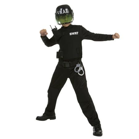 Boy Swat Halloween Costume - Boys Swat Costume