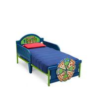 Delta Children Teenage Mutant Ninja Turtles 3D Design Easy Access Toddler Bed