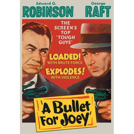 A Bullet for Joey (DVD)