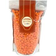 Jelly Belly Orange Sherbet Jelly Beans, 2 lbs