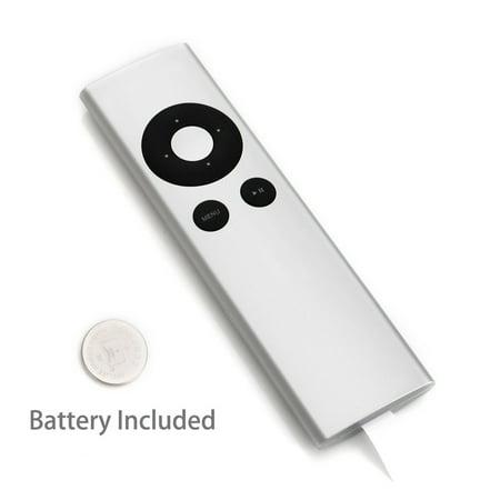 NEW Universal Remote Control MC377LL/A For Apple TV 2 3 Music System Mac mc377ll A1427 A1469
