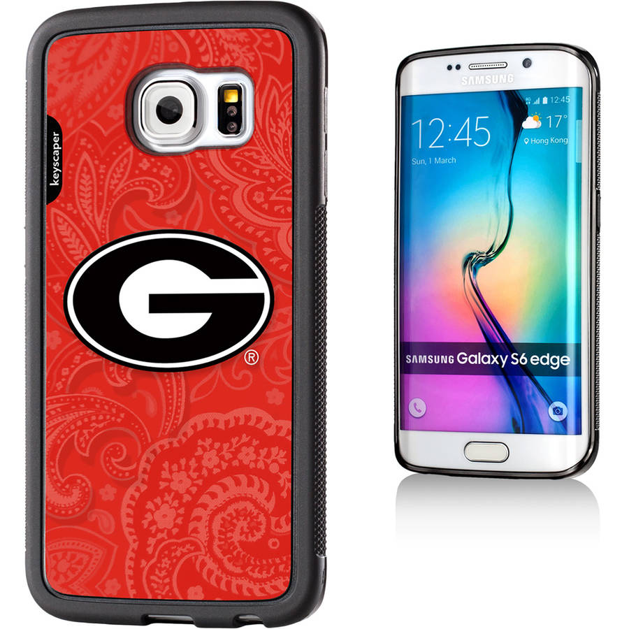 Georgia Bulldogs Samsung Galaxy S6 Edge Bumper Case