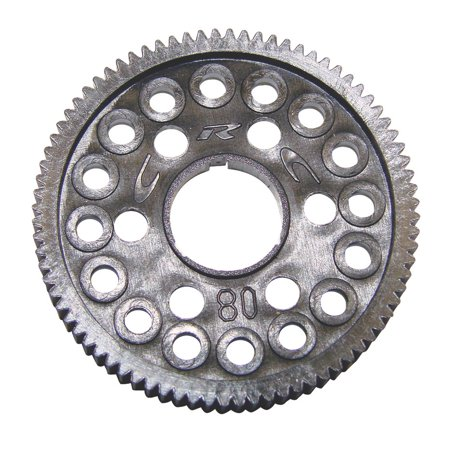 80 Tooth Laminate - Calandra Racing Concepts (CRC) 64 Pitch Spur Gear 80 Tooth, CLN64180