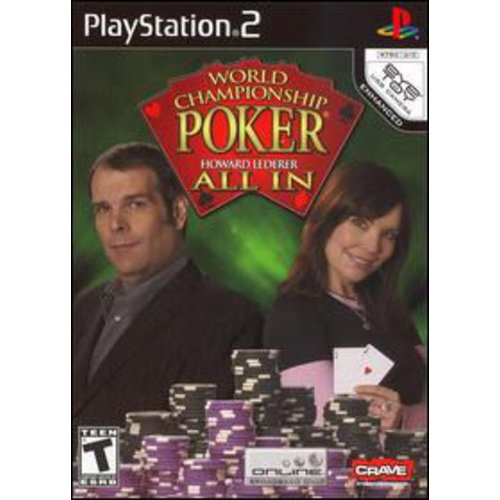 World Championship Poker: Featuring Howard Lederer - All In (PS2)