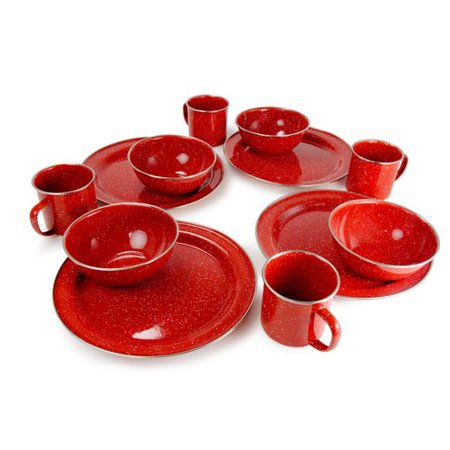 Loon Peak Aletha 12 Piece Dinnerware Set, Service for 4 (Set of 12 ...