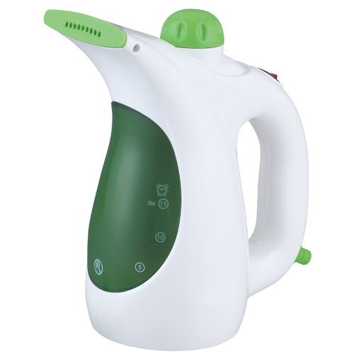 id e Handheld Garment Steamer with Fabric Brush and Lint Remover by