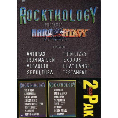 Rockthology, Vol. 1-2: Hard N Heavy