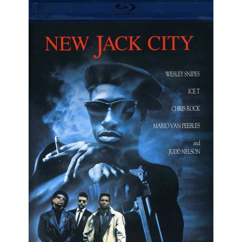 New Jack City (Blu-ray) (Widescreen)