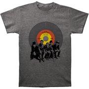 Band Men's  Up On Cripple Creek Slim Fit T-shirt Heather