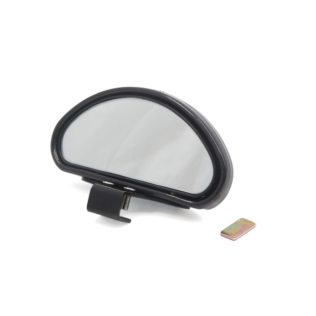 Adjustable Suction Cup Base Car Vehicle Interior Auxiliary Rear View Mirror