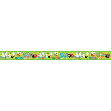 Jelly Bugs Border - (6 Pk) Buggy For Bugs Border