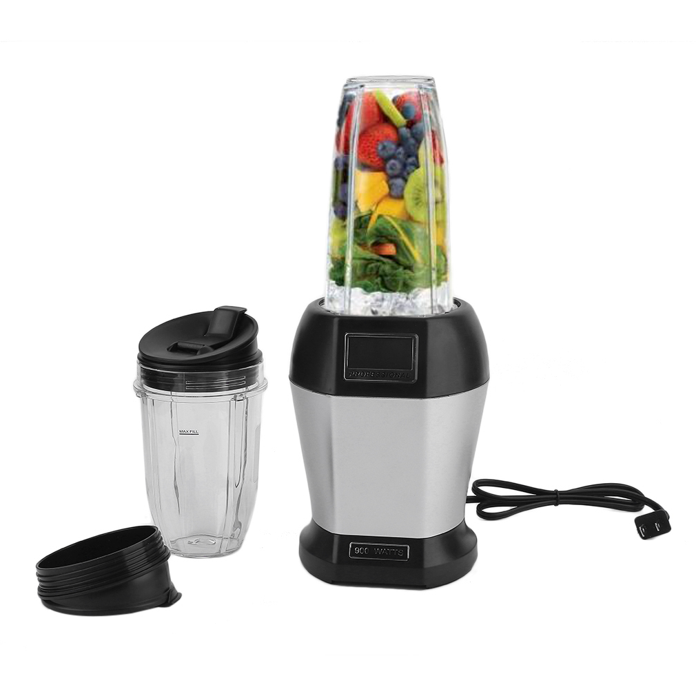 900W Professional Blender Heavy Duty Mixer Juicer Food Fruit Processor
