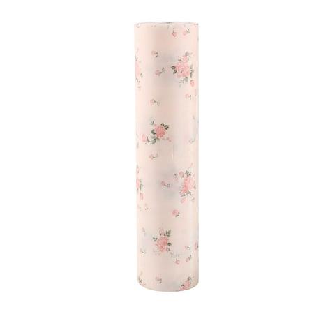 Rose Pattern Cabinet Table Mat Drawer Liner Wardrobe Shelf Pad 30 x -
