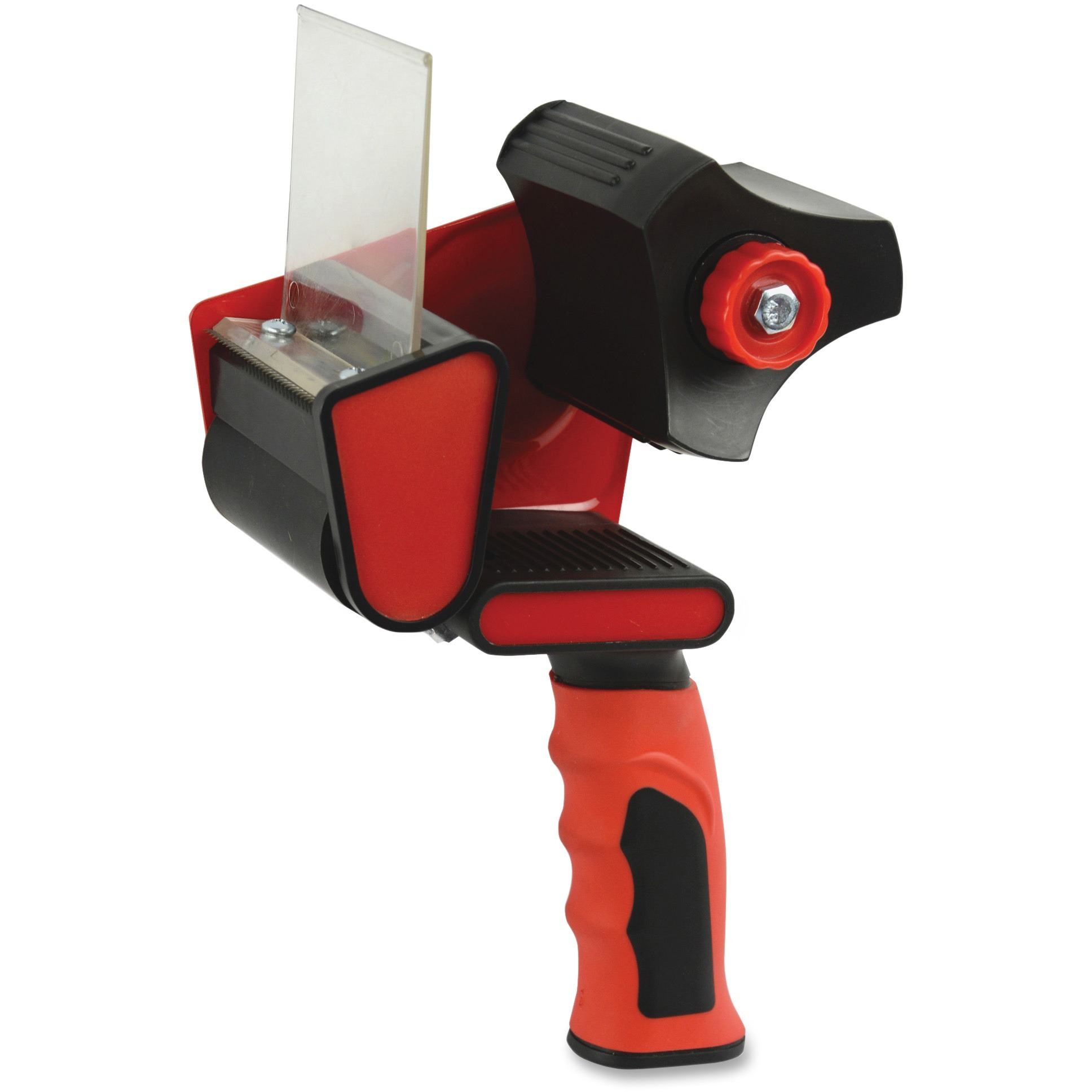 "Sparco, SPR68535, 3"" Packaging Tape Dispenser, 1 Each, Red,Black"