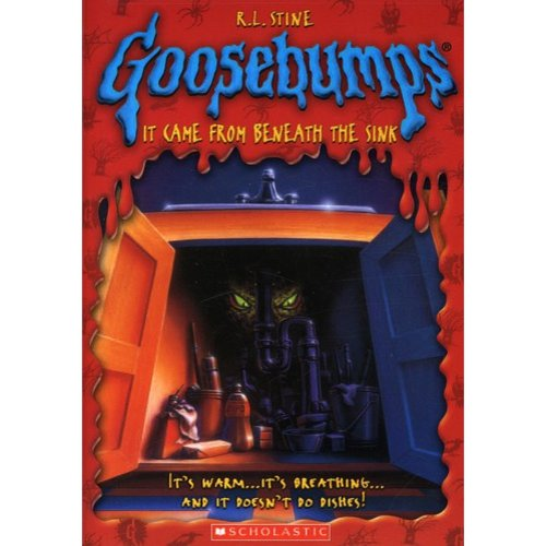 GOOSEBUMPS-ITS CAME FROM BENEATH THE SINK (DVD/FS-1.33/ENG-SUB/RE-PKGD)