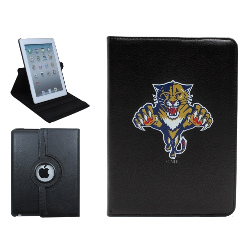 Florida Panthers iPad Air Swivel - Black - No Size