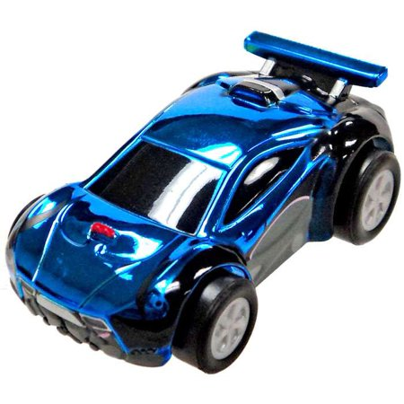 Rocket League Pullback Racer Masamune Mini Car [Metallic Blue With