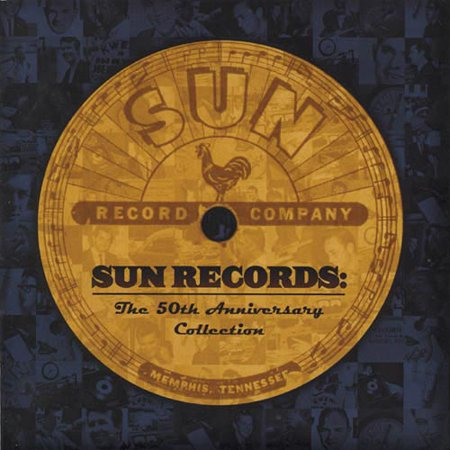 Sun Records: The 50th Anniversary Collection (2CD) (Remaster)