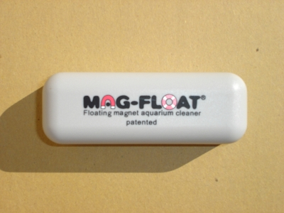 Gulfstream Tropical Aquarium Mag Float 125A Magnetic Floating Aquarium Cleaner For 125 gal 3 8 Inch Thick... by Gulfstream Tropical Aquarium