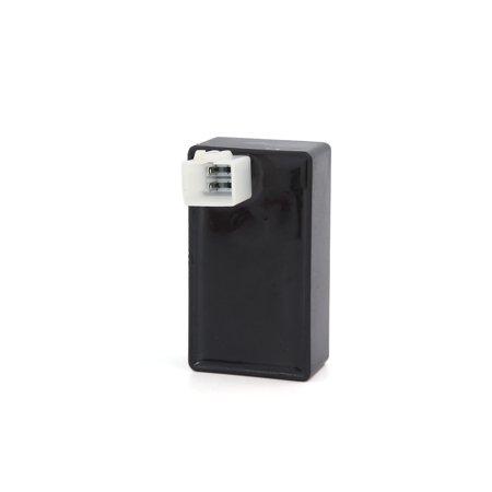 Electronic Ignition Igniter (4 Pin Black Plastic Motorcycle Electronic Igniter Ignition for)