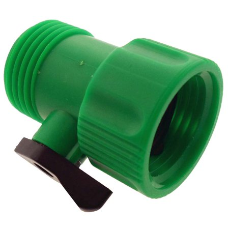 1.75-Inch Hose Connector, Shut Off Valve  (ToolUSA: LFOR-8238)