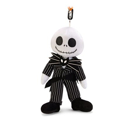 The Nightmare Before Christmas 20th Anniversary Chain Plush Toy - Jack