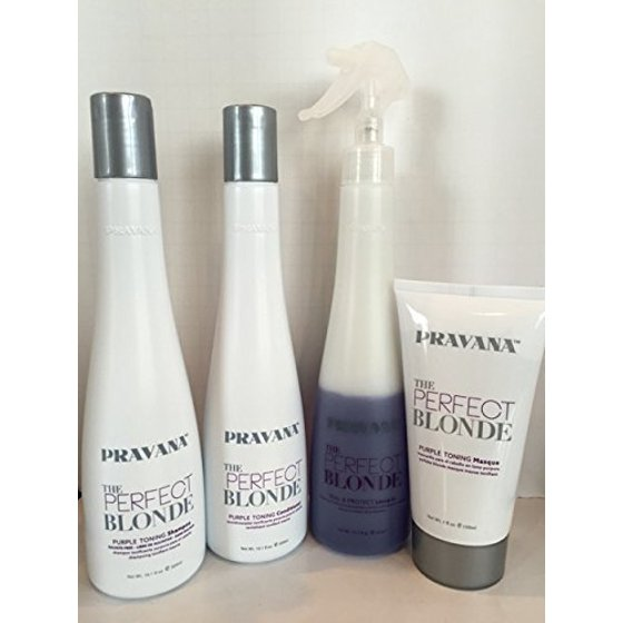 Pravana Pravana The Perfect Blonde Purple Toning Shampoo