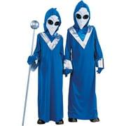 Fun World Complete Alien Child Halloween Costume