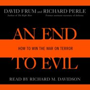 An End to Evil - Audiobook