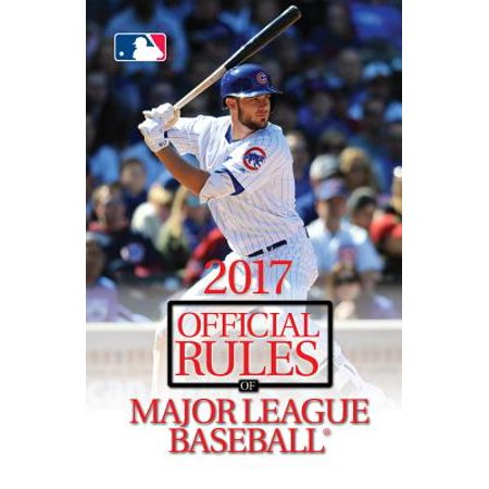2017 Official Rules of Major League - Official Date Of Halloween 2017