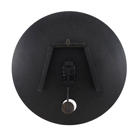 23 Inch Diameter Kensington Station Pendulum Wall Clock - image 2 de 3