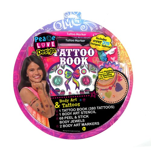 Body Art and Tattoos Kit