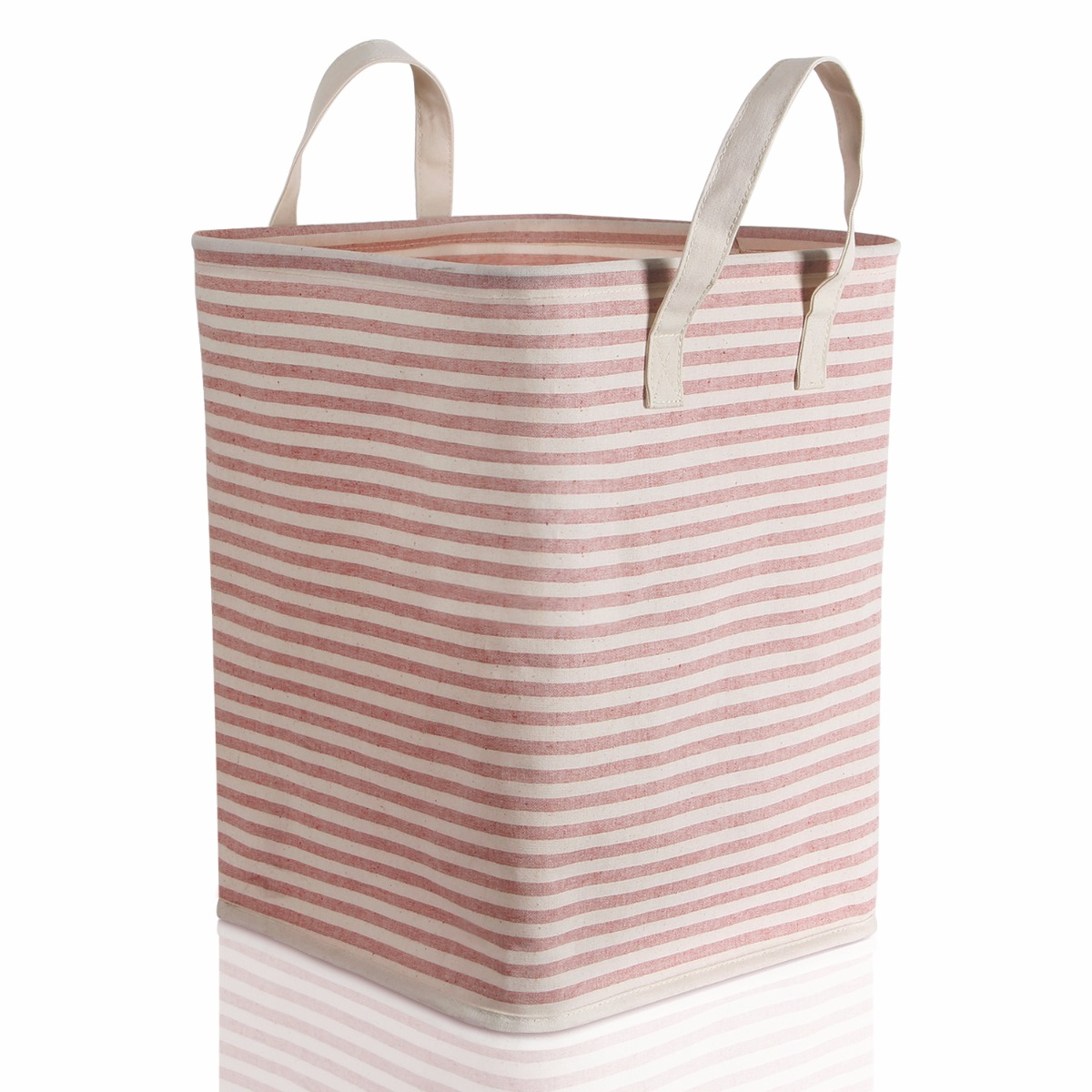 Lifewit Foldable Laundry Hampers Upstanding Baskets with Handles Water-resistant Large-size for Bedroom,Bathroom