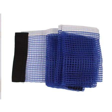 Nylon Indoor Games Pingpong Sports Table Tennis Meshy Net Blue 172 x 14cm - image 1 of 1
