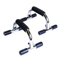 CAP Push-up Handle Pair, Chrome