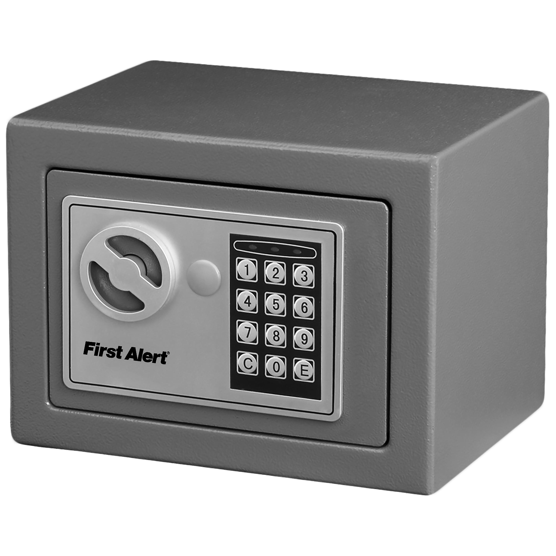 First Alert Digital Safe, Grey