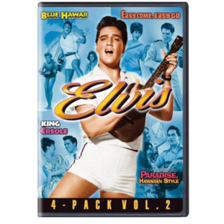 Movies In Morgan Hill (Elvis 4-Movie Collection 2 ()