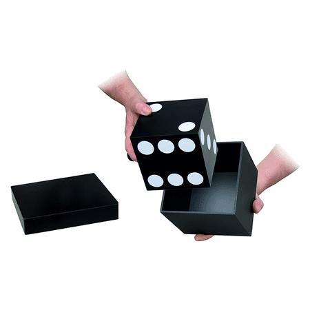 Transforming Cube by Joker Magic - -