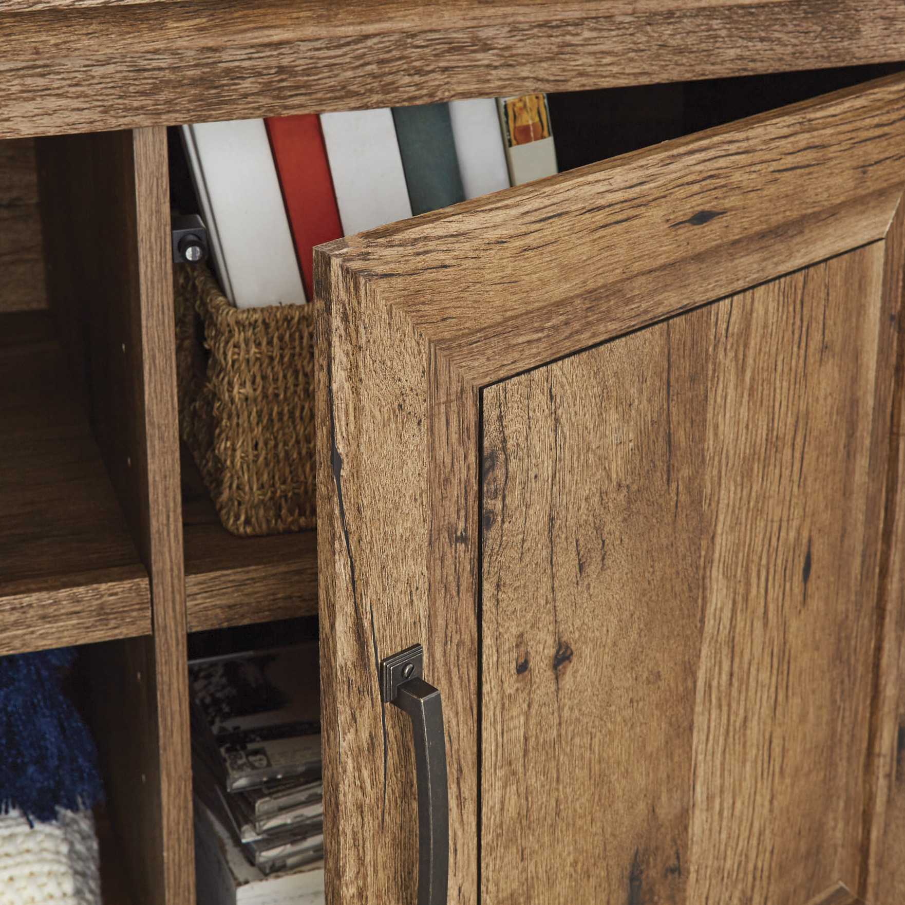 Better Homes and Gardens Crossmill Collection TV Stand & Console ...
