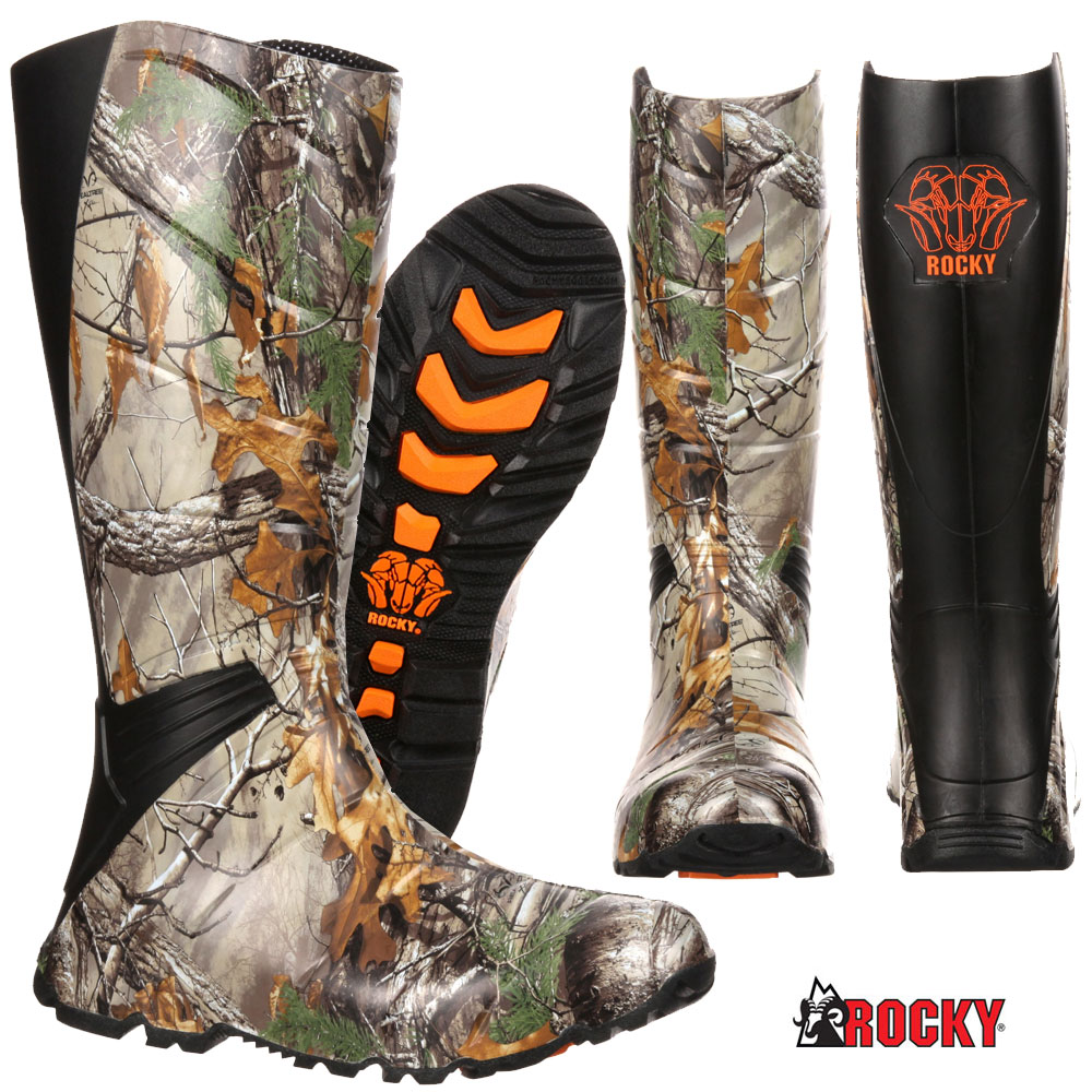 Rocky Game Changer Insulated 16 Boots (13-W)- RTX by