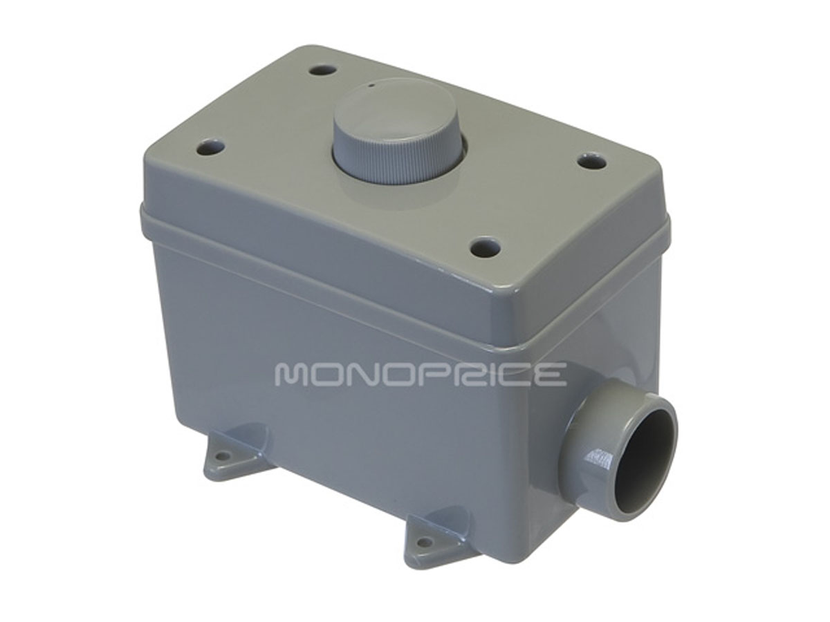 Monoprice Outdoor Speaker Volume Controller RMS 100W - Gray
